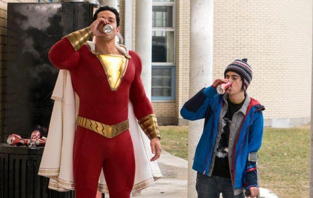 Warner Bros. y DC Comics alistan una secuela de 'Shazam!'