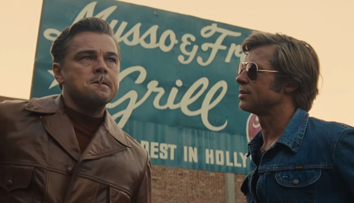 'Once Upon a Time in Hollywood' presenta nuevo afiche | FOTOS
