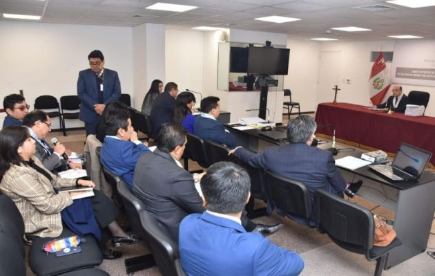 Suspenden audiencia contra abogados de Keiko Fujimori por presunta obstrucción