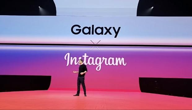 Samsung Galaxy S10 cuenta con un Modo Instagram para tus fotos
