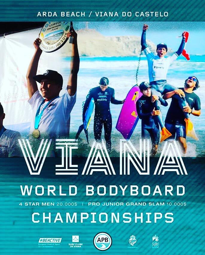 Cristopher Bayona quiere ser el próximo campeón Junior mundial de bodyboard. (1 Riders)