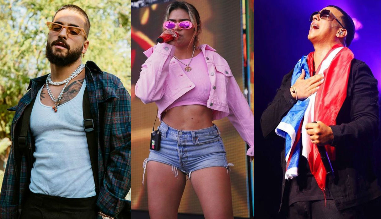 Premios Juventud: Maluma, Karol G y los artistas que se presentarán en la ceremonia
