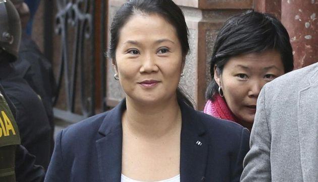 Caso Keiko Fujimori: Human Rights Watch niega persecución política en el Perú