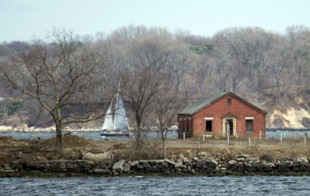 Hart Island: La isla casi inaccesible de Nueva York