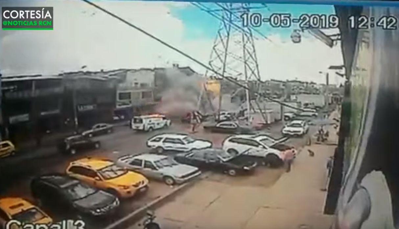 Colombia: Cuatro muertos y 15 heridos por explosión en fábrica en Bogotá