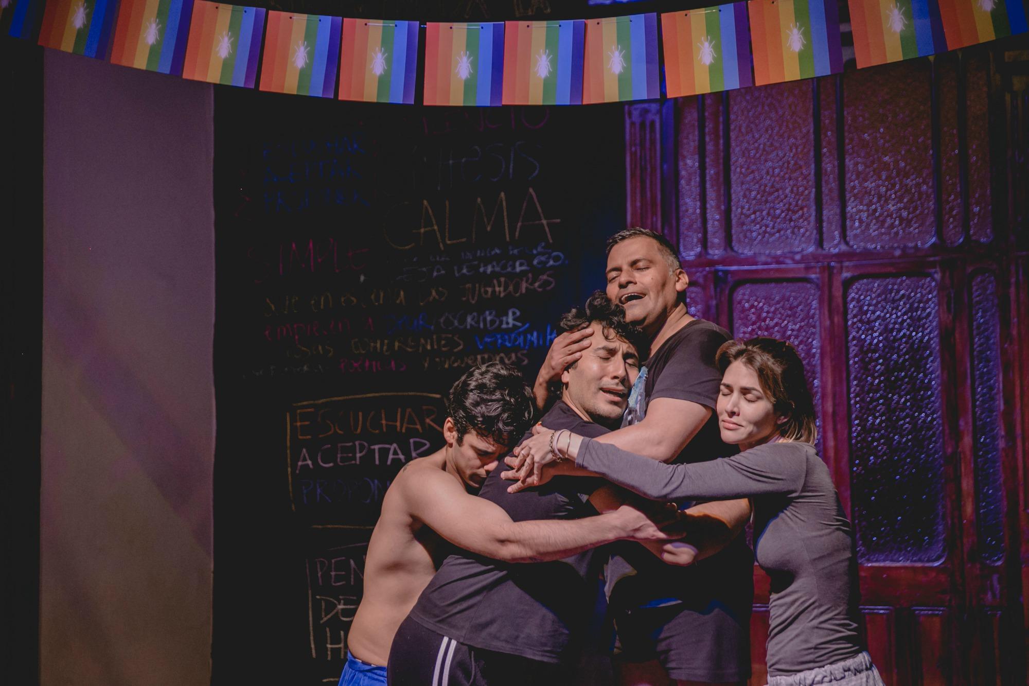 """Teatro: presentan obra """"Una pequeña guerra de independencia"""", ganadora de Sala de Parto"""