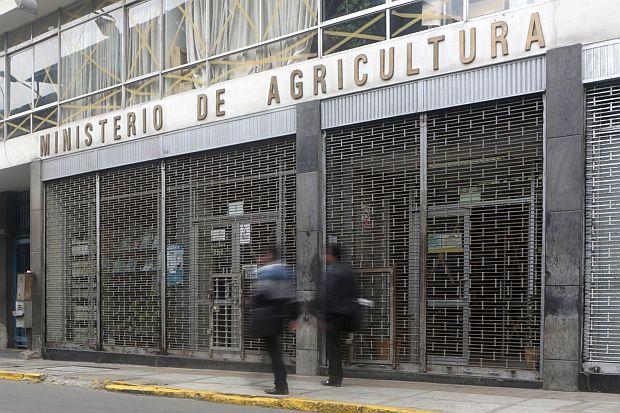 Ejecutivo presentará proyecto de ley para crear el Ministerio de Desarrollo Agrario