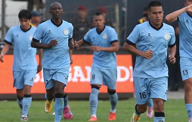 Real Garcilaso ganó 1-0 a César Vallejo en la ida por tercer lugar del Descentralizado