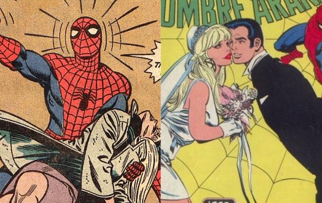 El cómic de Spider-Man hecho en México donde Gwen Stacy nunca murió