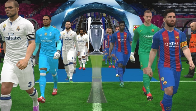 La Champions League ya no aparecerá más en PES