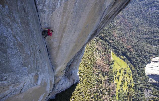 'Free Solo' de National Geographic, documental ganador de los Premios Oscar, se estrena en Perú