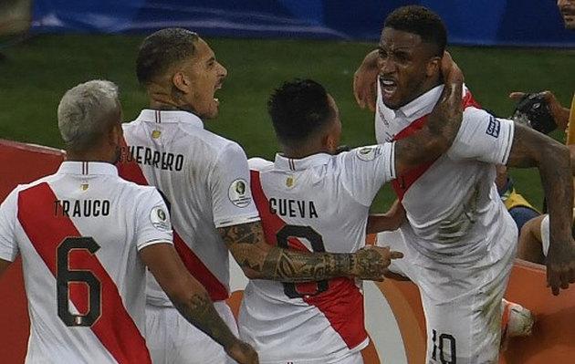 Perú venció 3-1 a Bolivia por la Copa América 2019
