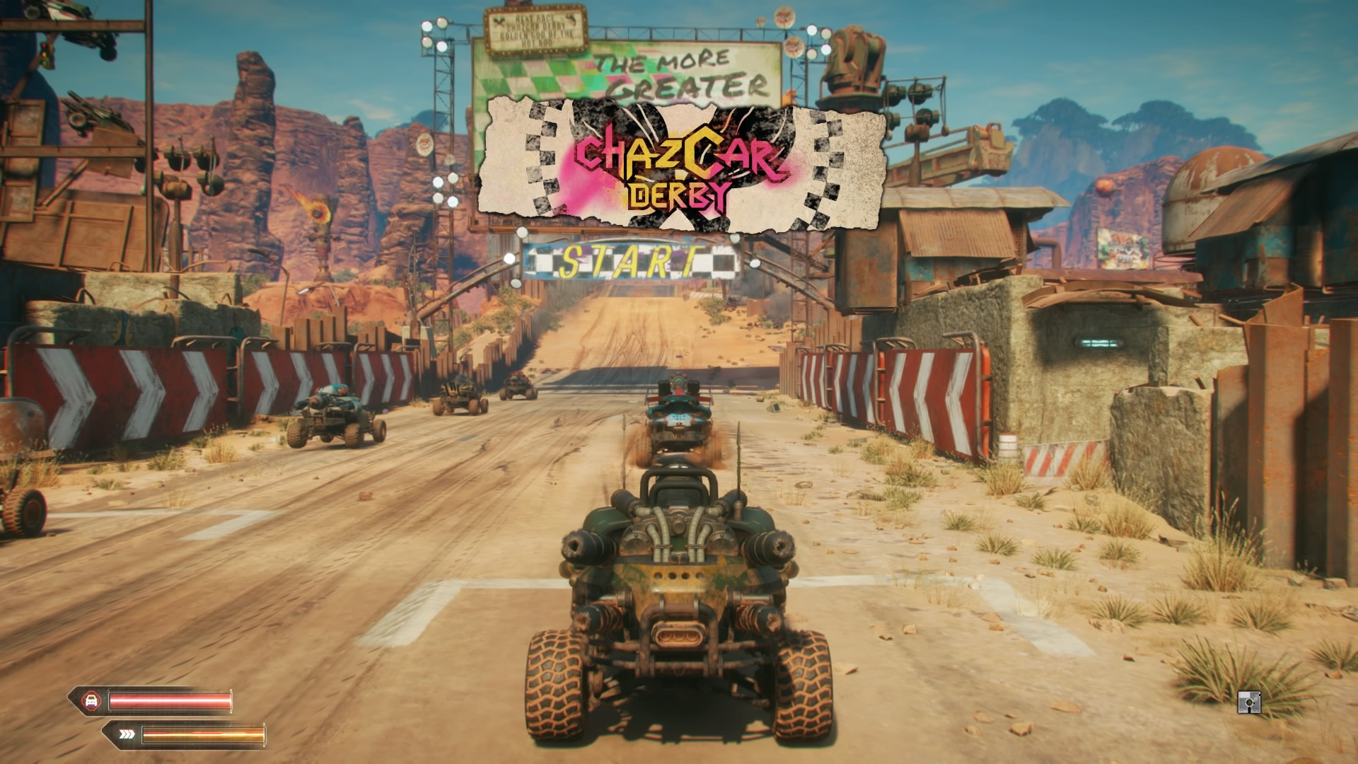 Rage 2 ya se encuentra disponible en nuestro mercado para PS4, Xbox One y PC.