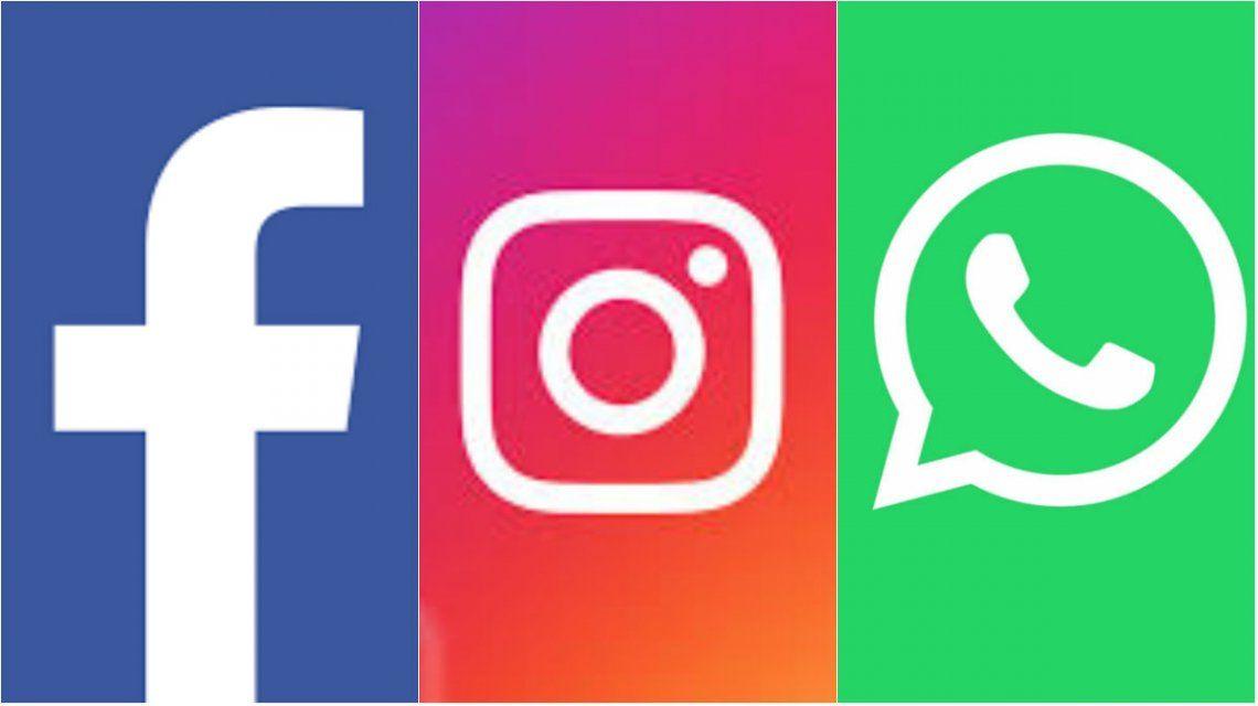 Caída de Facebook, Instagram y WhatsApp a nivel mundial hace que usuarios se quejen en Twitter