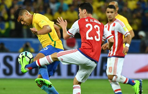 Brasil vs. Paraguay: la sorprendente cuota que paga el triunfo guaraní en cuartos de final