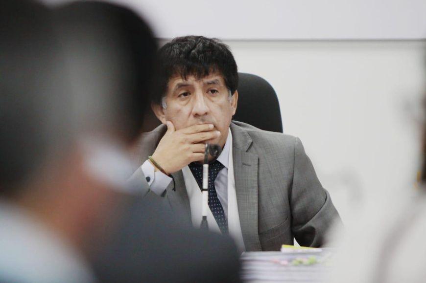 Caso Humala: Sala deja al voto recusación contra juez Richard Concepción