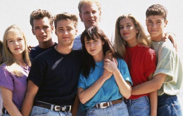 Beverly Hills 90210 regresa y así lucen sus protagonistas