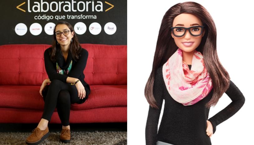 """Mariana Costa: """"De niña nunca jugué demasiado con la muñeca Barbie"""""""