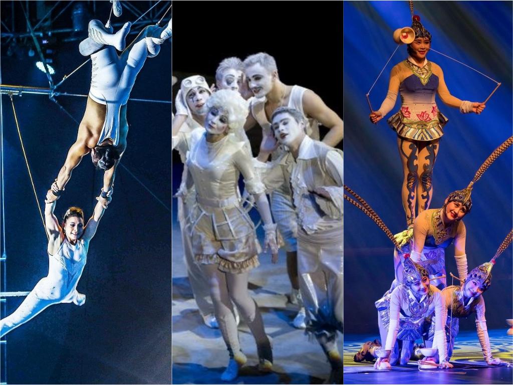 Circos en Lima: fechas, precios de entradas y todo sobre las mejores presentaciones