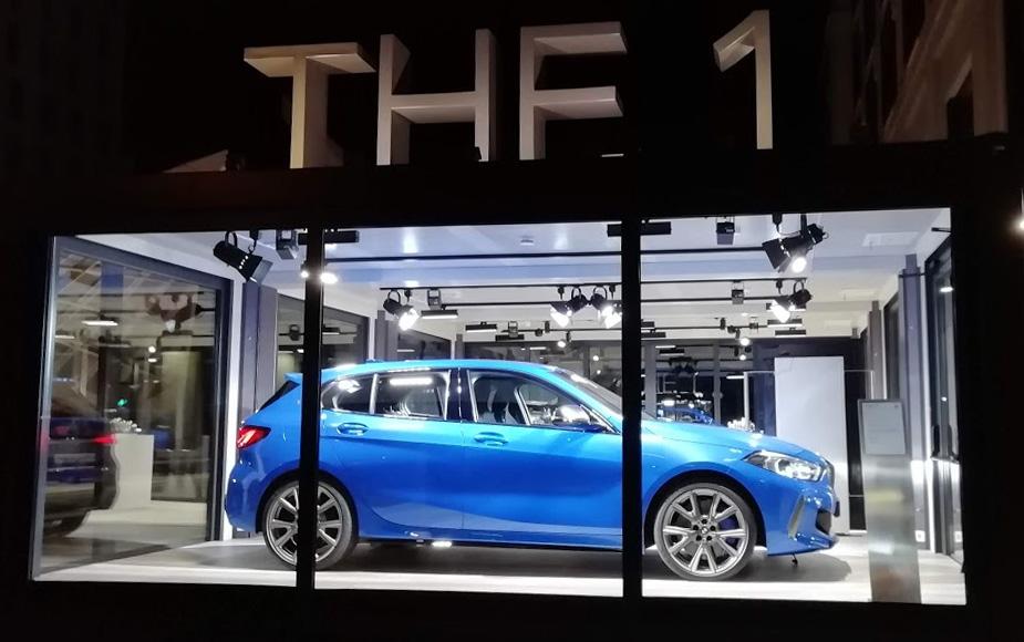 BMW Serie 1 en Munich. (Foto: Carlos Espinoza)