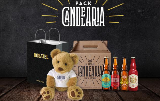 Día del Padre: 'Pack Cervecero La Candelaria' es la novedad de Rosatel