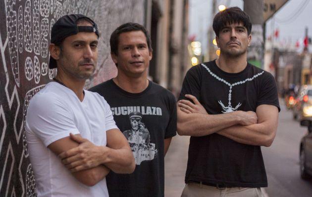 Cuchillazo se une al concierto de Slash en Lima