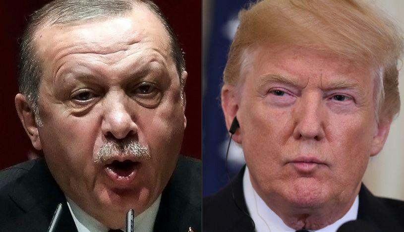 """Turquía """"no está intimidada"""" por las """"amenazas"""" de Donald Trump"""