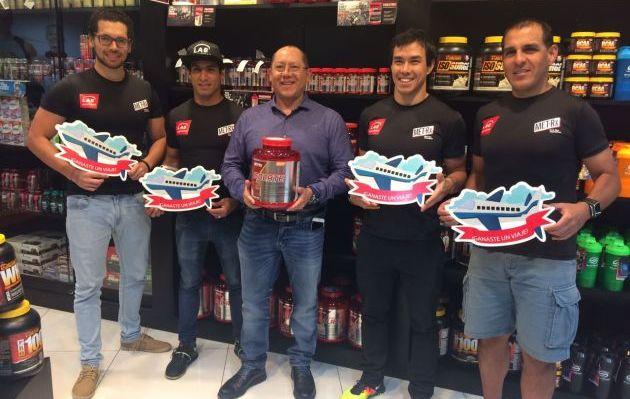 Peruanos participarán en la próxima edición del Tough Mudder Las Vegas 2016