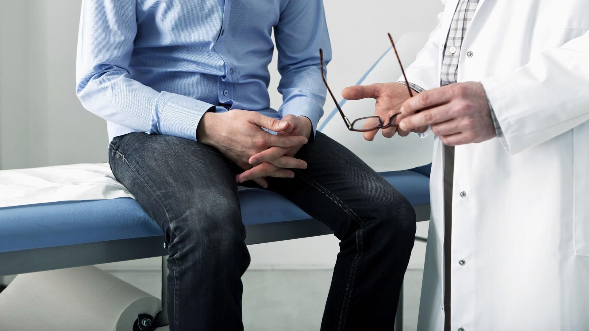 es una prueba realizada para la detección del cáncer de próstata