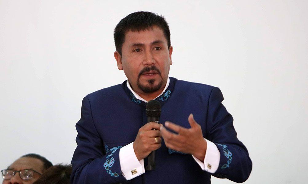 """Elmer Cáceres al presidente Vizcarra: """"Por encima de cualquier mina está la vida de un peruano"""""""