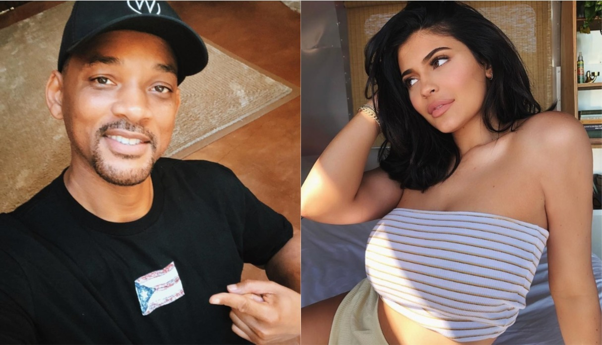 Will Smith comparte secretos de belleza y espera que Kylie Jenner 'no robe' sus ideas | FOTOS Y VIDEO