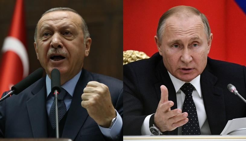 Putin y Erdogan coordinan la situación en Siria tras la retirada de EE.UU.
