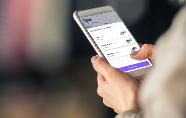 Cabify presenta nueva categoría en colaboración con Easy Taxi
