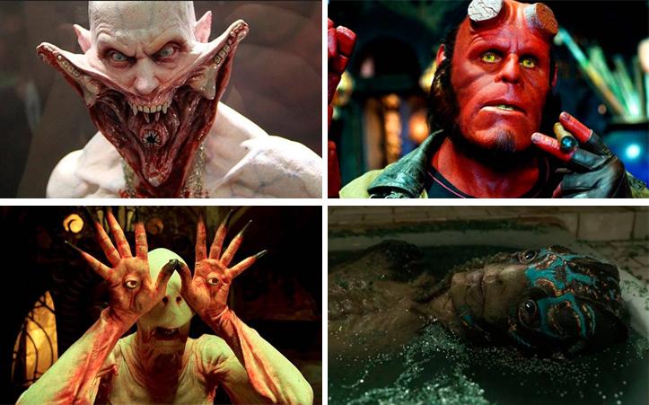 Guillermo del Toro: 7 criaturas más recordadas del cineasta mexicano | FOTOS