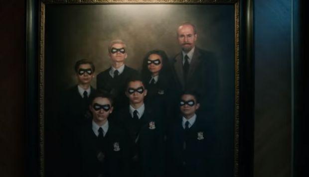 'The Umbrella Academy' anunció el inicio de las grabaciones de su segunda temporada con revelador video