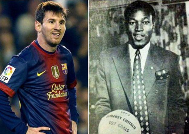 Reclaman el récord de goles de Messi para jugador africano