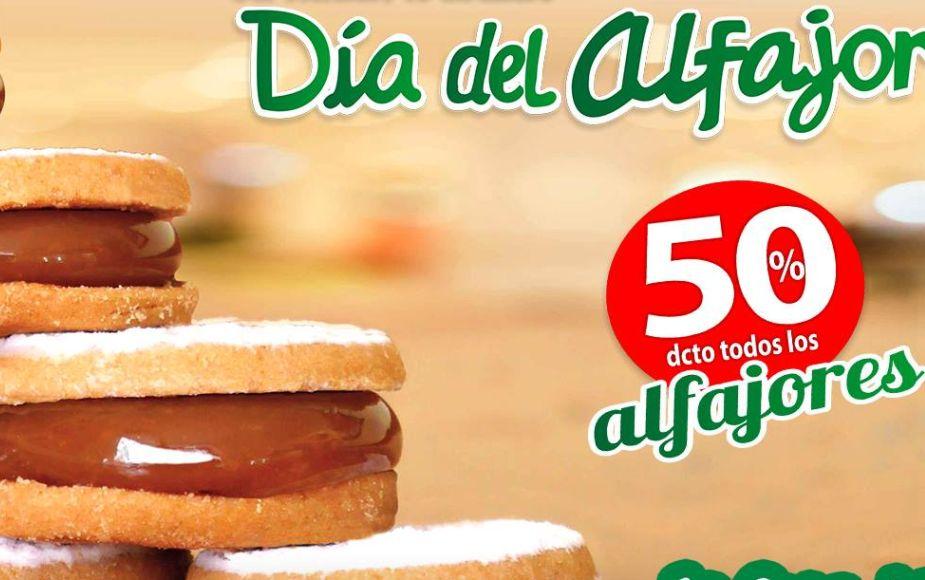 Día del Alfajor es hoy y tienda da 50% de descuento en sus productos