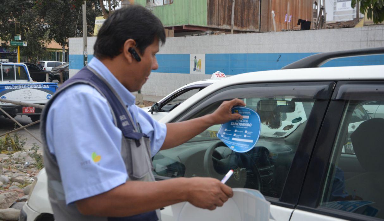 Jesús María: enviarán al depósito municipal a vehículos abandonados y mal estacionados en la vía pública