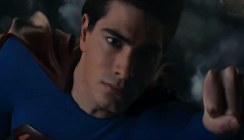 """""""Crisis en Tierras Infinitas"""":  Brandon Routh volverá a ponerse el icónico traje de Superman"""