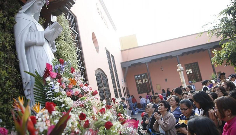 El 30 de agosto, Perú celebra el día de Santa Rosa de Lima. En ese sentido, el gobierno decretó un día no laborable. (Foto: GEC)