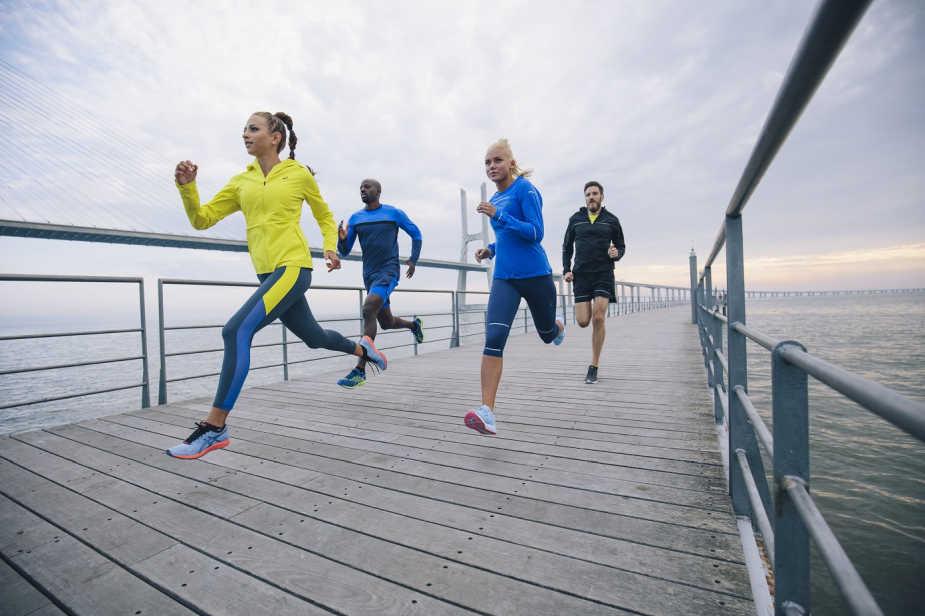 El día mundial del running busca promover un estilo de vida saludable