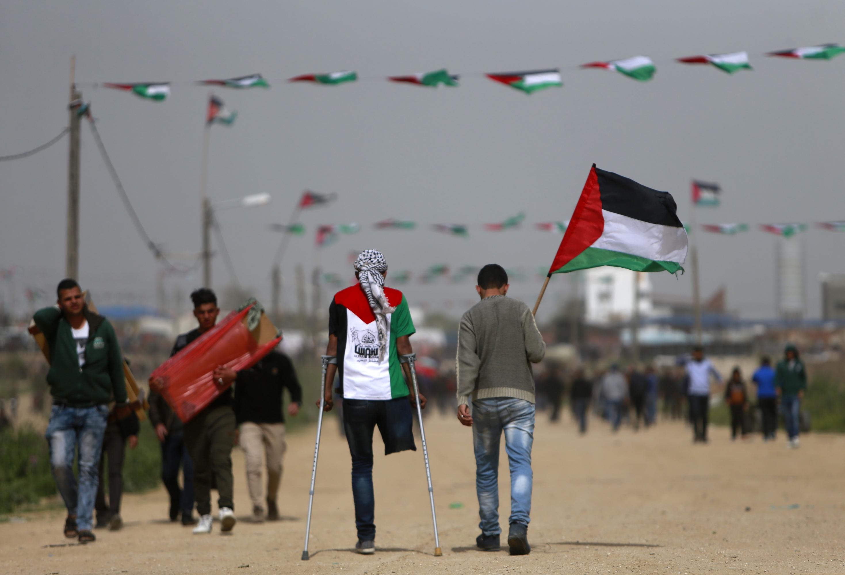 Israel reabre pasos fronterizos en Franja de Gaza tras seis días de conflicto