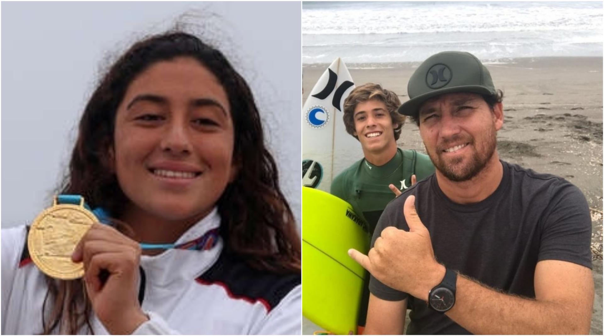 Daniella Rosas y Gabriel Aramburú son los únicos peruanos que lucharán en los Panam Sports Awards - El Comercio - Perú