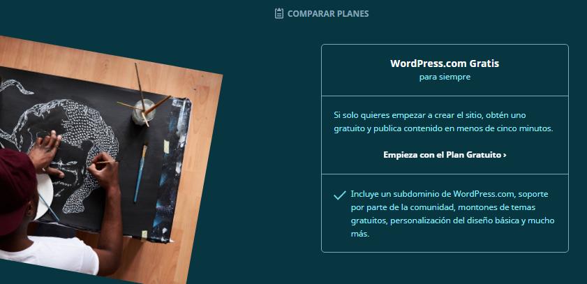 Cómo crear una página web en Wordpress GRATIS este 2018