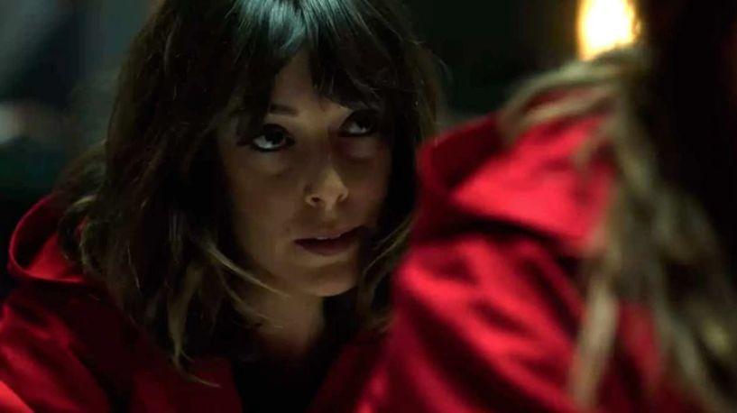 Belén Cuesta aparece de rehen en la temporada 3 de LCDP.