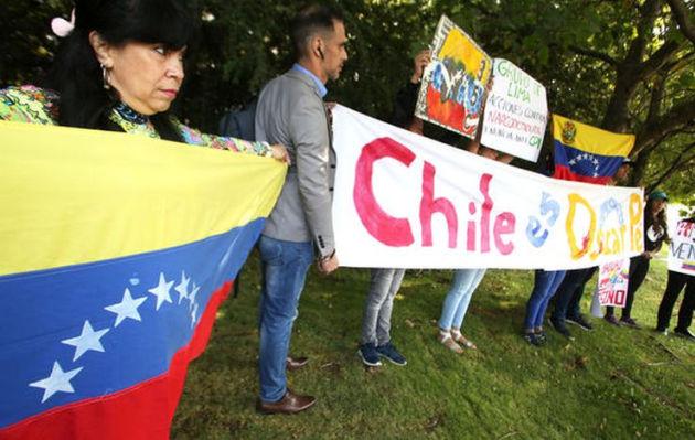 Chile: 147 mil venezolanos ingresaron al país en la primera mitad del año
