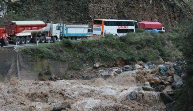 Carretera Central: restringirán circulación de vehículos el 26, 27 y 30 de julio