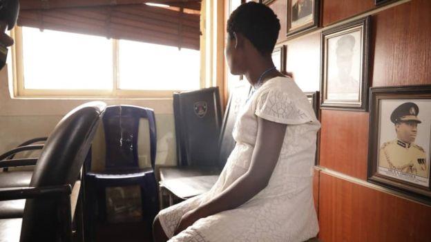 Las penurias económicas en Nigeria contribuyen a que muchas mujeres sean engañadas. (Foto: BBC Mundo)