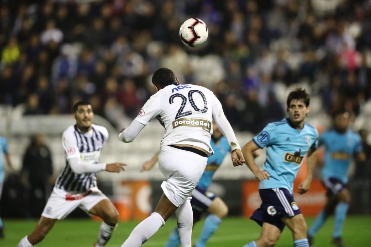 Alianza Lima venció 2-1 a Sporting Cristal por la Liga 1 Clausura