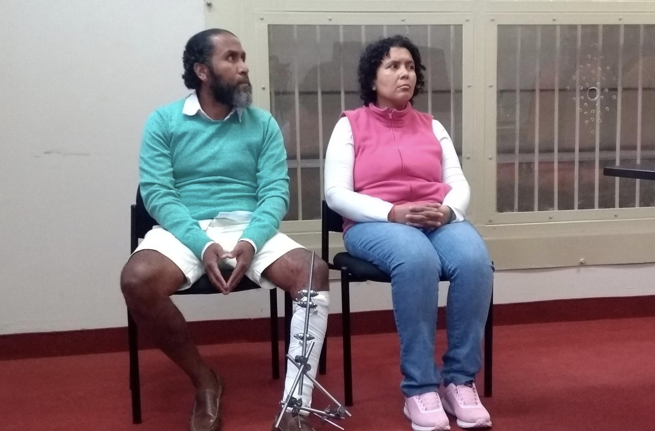 Condenan a 9 años de cárcel a hermanos que causaron explosiones en la clínica Ricardo Palma [FOTOS] - Diario Perú21